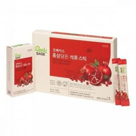 KOREAN RED GINSENG WITH POMEGRANATE (STICK)