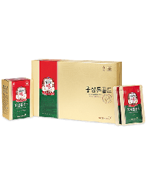 KOREAN RED GINSENG TONIC GOLD